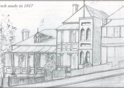 St Stephens Street in 1917